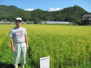 工藤さんのJAS有機無農薬米